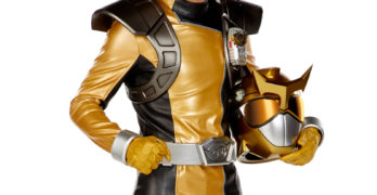 And the Power Rangers Beast Morphers Gold Ranger Is…