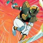 Mighty Morphin Power Rangers Issue 40 Preview