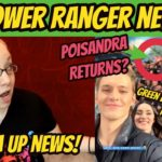 Ranger Liz News Update: Beast Morphers Team Up / Wrap Up / etc