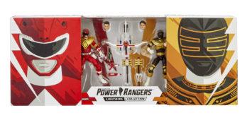 San Diego Comic Con Power Rangers Exclusives Announced