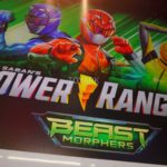 SDCC 2019 – Power Rangers Beast Morphers at Hasbro