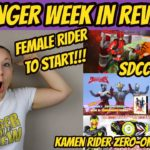 Weekly Ranger News Wrap-up: SDCC 2019 News for Power Rangers – Beast Morphers –