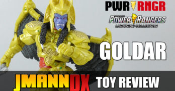 Lightning Collection Goldar Review!