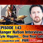 Interview with Kyle Higgins featuring Ranger Command Power Hour