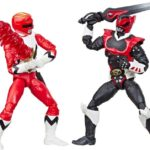 Available Now – Lightning Collection Blue Psycho Ranger and Lost Galaxy Red Ranger vs Red Psycho Ranger