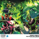 New York Comic Con 2019 – BOOM! Studios Power Rangers Exclusives