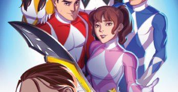 Go Go Power Rangers Issue 26