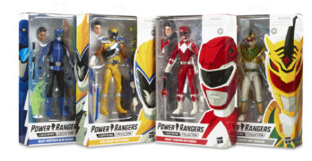 Power Rangers Lightning Collection Wave 03 Official Photos from Hasbro