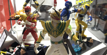 Power Rangers Lightning Collection Wave 03 Display