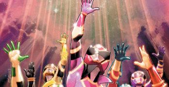 Mighty Morphin Power Rangers Volume Ten