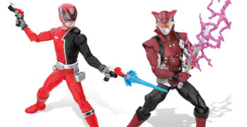 Spain Comic Con – Lightning Collection SPD Red and Blaze Revealed