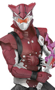 Power Rangers Lightning Collection Beast Morphers Cybervillain Blaze