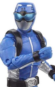Power Rangers Lightning Collection Beast Morphers Blue Ranger