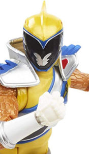 Power Rangers Lightning Collection Dino Charge Gold Ranger