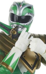 Power Rangers Lightning Collection Fighting Spirit Mighty Morphin Green Ranger