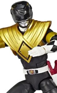 Power Rangers Lightning Collection Dragon Shield Mighty Morphin Black Ranger