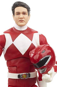 Power Rangers Lightning Collection Mighty Morphin Red Ranger