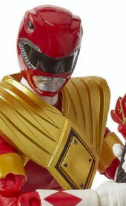 Power Rangers Lightning Collection Mighty Morphin Armored Red Ranger