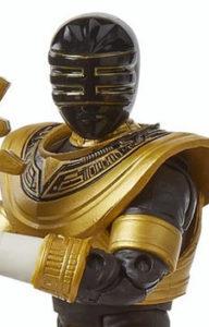 Power Rangers Lightning Collection Zeo Gold Ranger