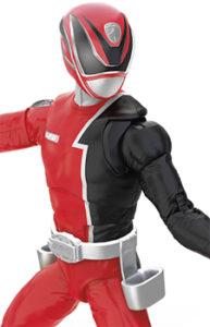 Power Rangers Lightning Collection SPD Red Ranger