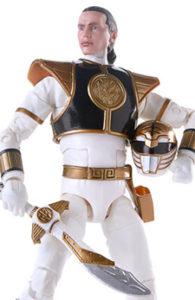 Power Rangers Lightning Collection Mighty Morphin White Ranger
