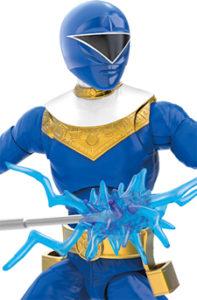 Power Rangers Lightning Collection Zeo Blue Ranger