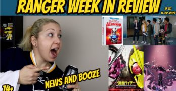 The Ranger Week In Review – November 22nd, 2019 – Weekly Power Rangers News Video