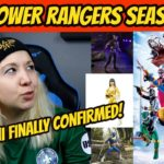 (Video) Power Rangers 2021 Rumors and Lightning Collection Wave 4 Update