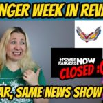 The Ranger Week In Review Ep 116 – Weekly Ranger News – 1-3-2020
