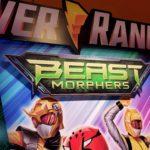 Toy Fair 2020 – New Power Rangers Beast Morphers Toys