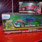 Toy Fair 2020 Jada Toys Mighty Morphin Power Rangers Hollywood Rides