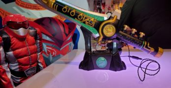 Toy Fair 2020 – New Power Rangers Lightning Collection Dragon Dagger