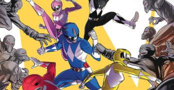 Go Go Power Rangers Issue 29