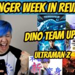 Power Ranger News Wrap-Up – The Ranger Week In Review – Episode 131 – Show news, HOTG update, Boom Studios, Con Updates and more.