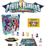 Power Rangers Heroes of the Grid – Rise of the Psycho Rangers Kickstarter