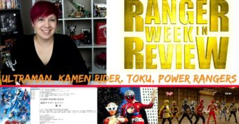 The Ranger Week In Review Ep 139 – Wrap up of all things Power Rangers 6-19-2020