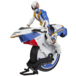 The Power Rangers Lightning Collection SPD Omega Ranger with UniCycle
