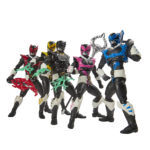 Amazon Exclusive Power Rangers Lightning Collection Psycho Rangers 5 Pack