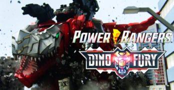 Power Rangers Dino Fury Official Sneak Peak Trailer