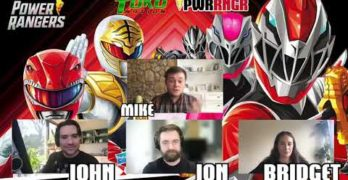 Hasbro Pulse Fan Fest 2021 – PwrRngr Interview with Hasbro