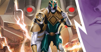 Mighty Morphin Issue 8