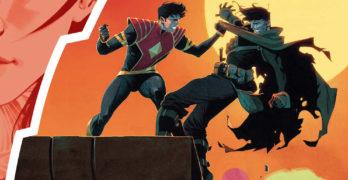 Power Rangers Issue 9